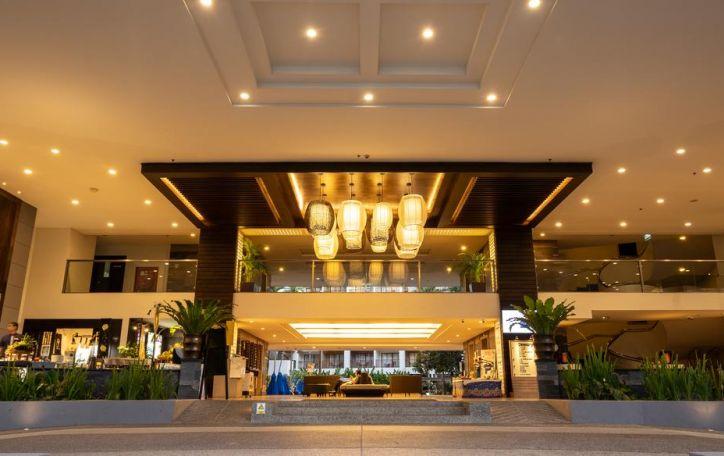 Deevana Plaza Phuket - Patong 4*