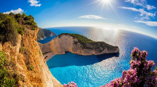 Graikija, Zakintas
