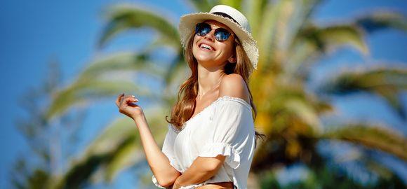 Gran Kanarija - saulė danguje, vėjas plaukuose, šypsena veide, laisvė širdyje