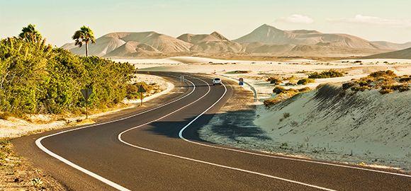 Fuerteventūra - saule, smėliu ir vandenynu pagardintas laisvės skonis
