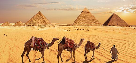 Egiptas (Hurgada) - tie, kurie atostogas gaudo iš anksto, šiltais rūbais kūnų nedangsto