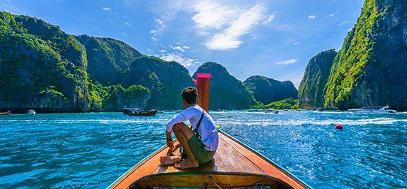 Tailandas - neišsenkantis jaudinančių nuotykių ir neišdildomų įspūdžių šaltinis