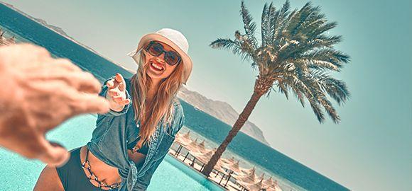 Egiptas, Marsa Alamas (14 naktų) - Royal Tulip Beach Resort 5* viešbutyje su viskas įskaičiuota maitinimu