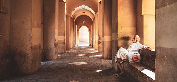 Omanas - perlais, smilkalais, šilku ir prabanga alsuojantys lobynai
