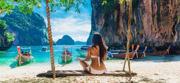 Tailandas - ryškių spalvų, skonių, šypsenų ir kontrastų karalystė
