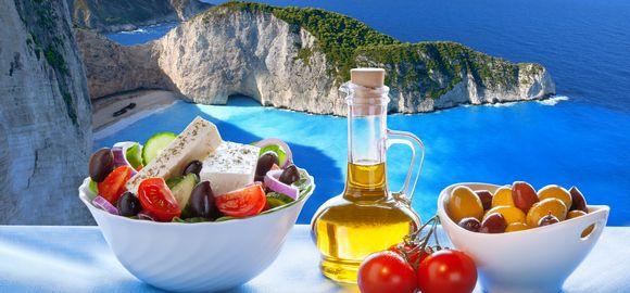 Zakintas - ramybės metas po šiltu ir saulėtu graikišku dangumi