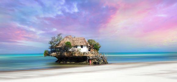 Zanzibaras (14 naktų) - Sea View Lodge 4* viešbutyje su pusryčiais ir vakarienėmis
