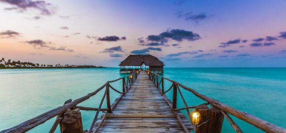 Zanzibaras (14 naktų) - atostogos ten, kur šiltas ne tik oras, bet ir vietiniai gyventojai
