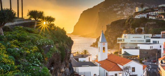 Madeira (14 naktų) - Monte Mar Palace 4* viešbutyje su pusryčiais ir vakarienėmis