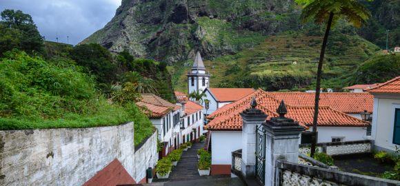 Madeira (14 naktų) - Duas Torres 4* viešbutyje su pusryčiais