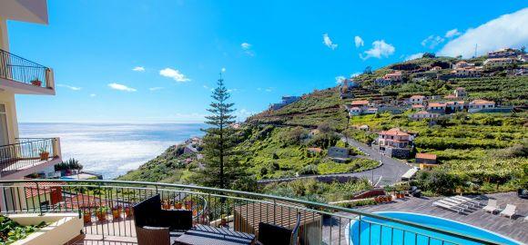Madeira (7 naktys) - Do Campo 4* viešbutyje su pusryčiais ir vakarienėmis
