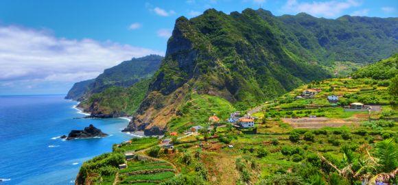 Madeira (7 naktys) - Melia Madeira Mare Resort & SPA 5* viešbutyje su pusryčiais ir vakarienėmis