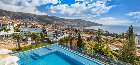 Madeira (14 naktų) - Madeira Panoramico 4* viešbutyje su pusryčiais ir vakarienėmis