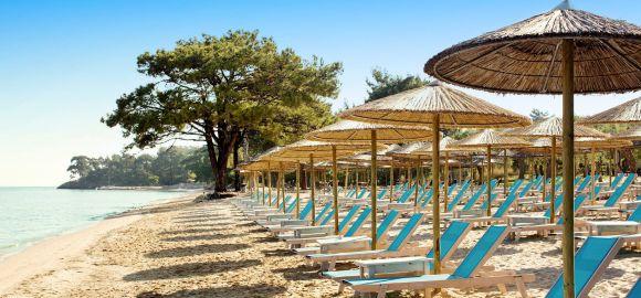 Tasas (7 naktys) - Illio Mare 5* viešbutyje su pusryčiais ir vakarienėmis
