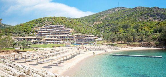 Tasas (7 naktys) - Thassos Grand Resort 5* viešbutyje su pusryčiais ir vakarienėmis