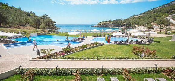 Tasas (14 naktų) - Thassos Grand Resort 5* viešbutyje su pusryčiais ir vakarienėmis