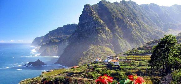 Madeira (7 naktys) - Monte Mar Palace 4* viešbutyje su pusryčiais ir vakarienėmis