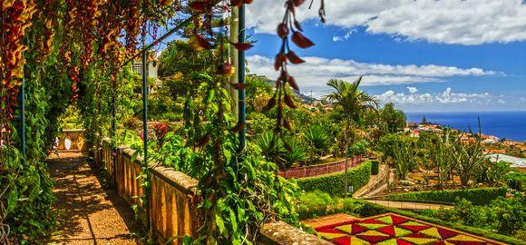Madeira (7 naktys) - Duas Torres 4* viešbutyje su pusryčiais