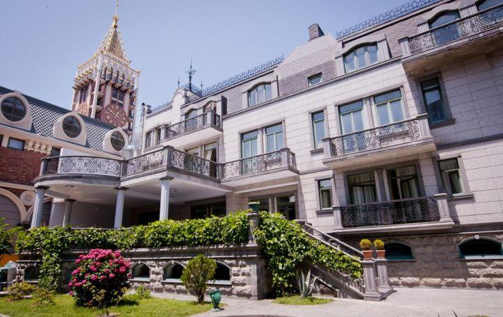 Gruzija (Batumis) - puikus oras, nuostabus maistas ir begalinis svetingumas
