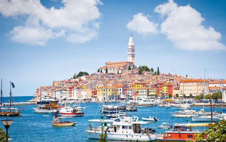 Kroatija - kriokliais, saule ir žaluma apipintas paslaptingas pasaulis