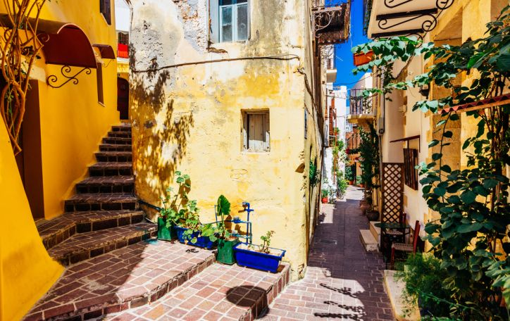 Kreta - akims ištroškusioms grožio ir širdims pasiilgusioms ramybės