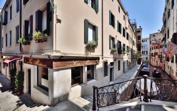 Venecija - pačioje miesto širdyje apsistosite ir romantikos nestokosite