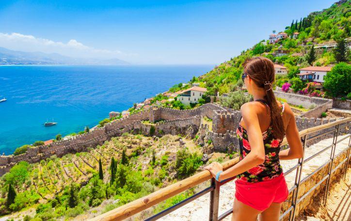 Turkija - saulės mylėtojams, jūros garbintojams ir geriausių atostogų ieškantiems