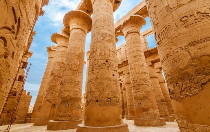 Pažintinė kelionė Egipte