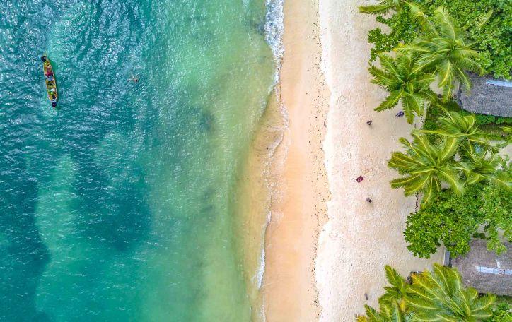 Madagaskaras (7 naktys) - Royal Beach 4.5* viešbutyje su viskas įskaičiuota maitinimu