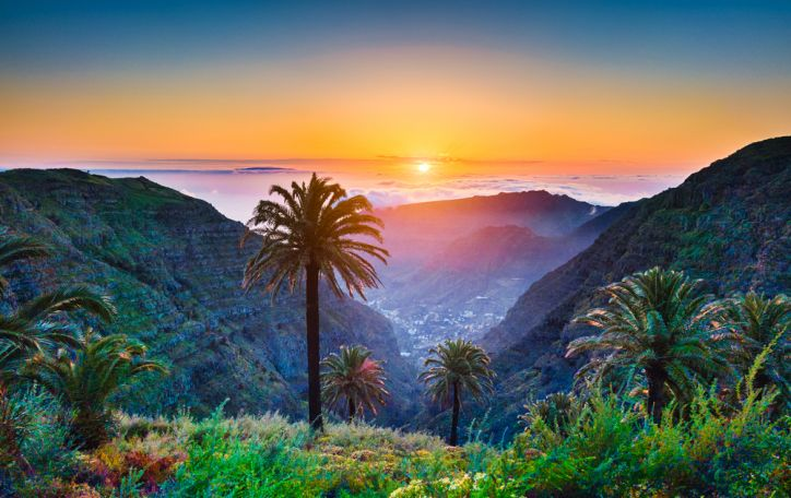 Gran Kanarija - įženkite į pasaulį, kur žeme ritinėjasi saulė