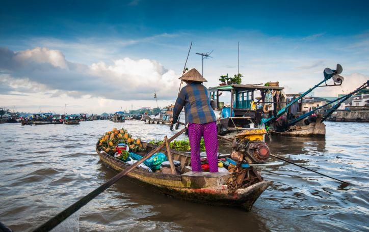 Didysis Vietnamo turas (2019/20) - du viename - pažinimas ir poilsis