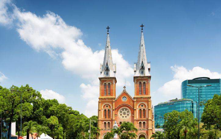 Didysis Vietnamo turas (2020/21) - du viename - pažinimas ir poilsis