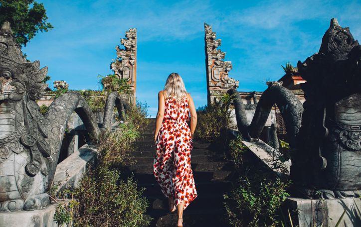 Balis (14n.) - tobulos atostogos žaliame nepriekaištingos gamtos glėbyje