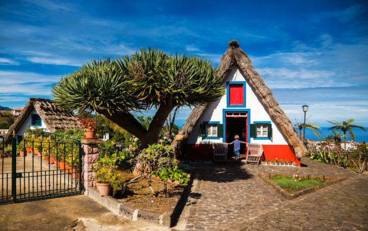 Madeira - švelniai saldūs žiedlapių aromatai ir plaukus kedenantis šiltas vėjelis