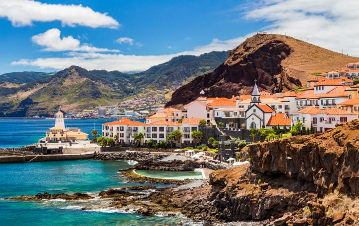Madeira - kerinti, žavinga, unikali, didinga ir net pakvaišusi