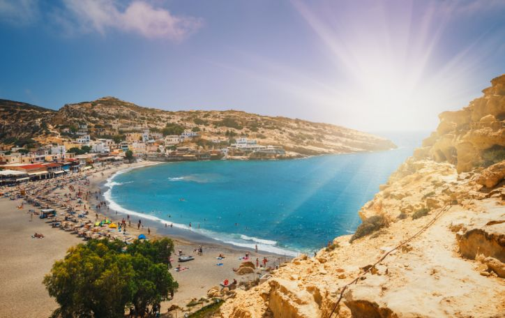 Kreta - paskęskite svaiginančios graikiškos magijos glėbyje