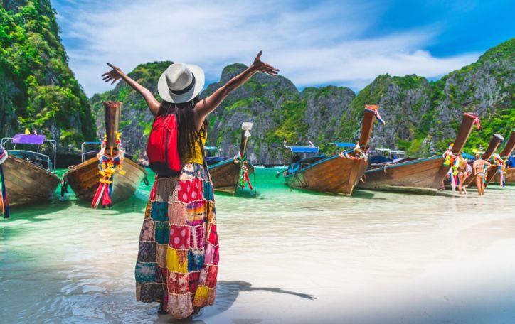 Tailandas (10n.) - spalvų, skonių, šypsenų ir kontrastų karalystė