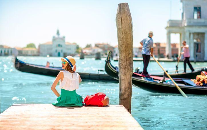 Italija (Lido Di Jesolo) + ekskursija į Veneciją dovanų - kultūra, mada ir jūra