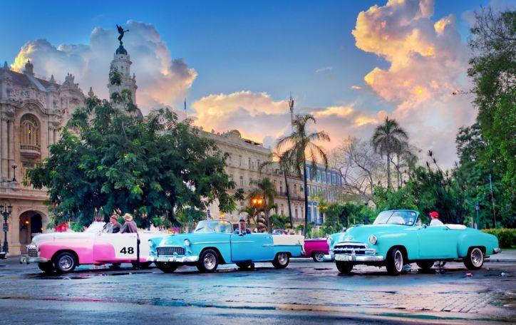 Kuba - paskęskite svaigios, karštos ir nepamirštamos charizmos glėbyje