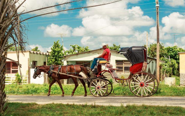 Kuba - laike užstrigusi ir gyvybingais salsos ritmais kunkuliuojanti
