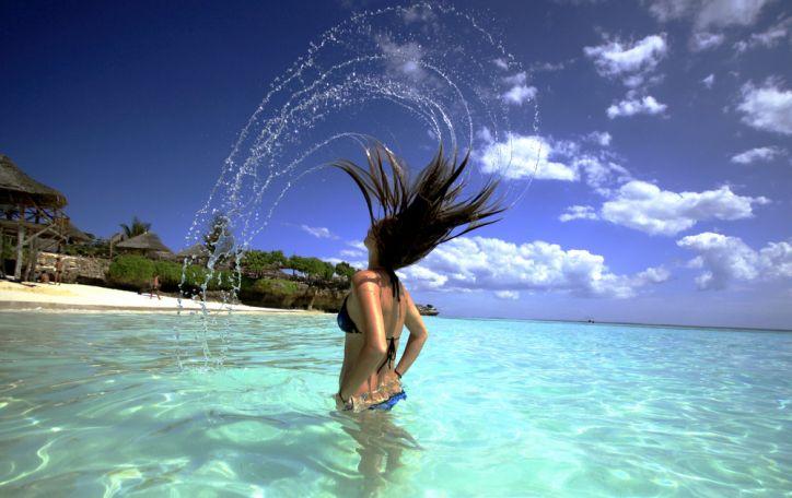 Zanzibaras - egzotiškas kokteilis gaivinantis bangomis ir šildantis saule