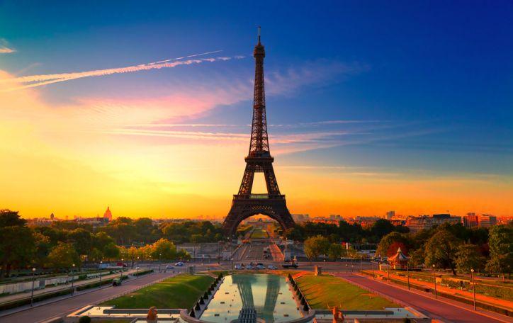Paryžius - ore besisupanti romantika ir elegancija persmelktos gatvės