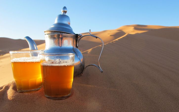 Marokas - tūkstantis ir vienas nuotykis magiškų spalvų pasaulyje