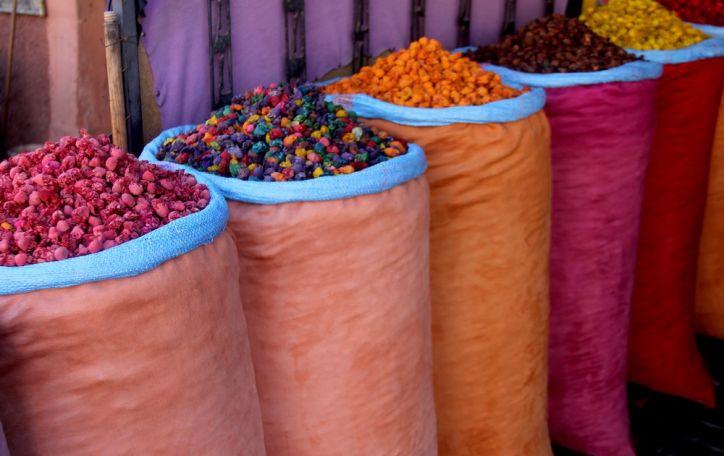 IŠPARDUOTA! Marokas - tūkstantis ir vienas nuotykis magiškų spalvų pasaulyje