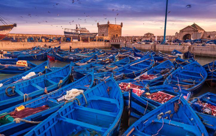 Marokas - dykumų turtai, sūrus brizas ir jaudinantis senovės dvelksmas