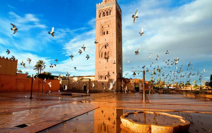 Marokas - atverkite ovalias duris į prieskoniais kvepiantį pasaulį