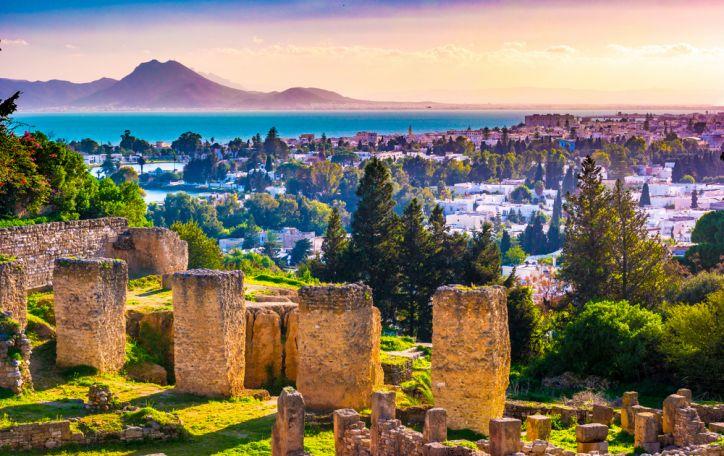 Tunisas - prieskonių margumynai, istorijų lobynai ir stulbinamas gamtos žavesys