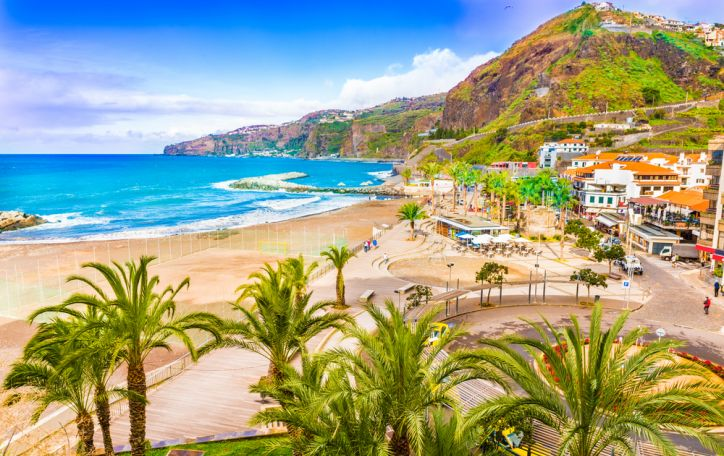 Pažintinė kelionė Madeiroje