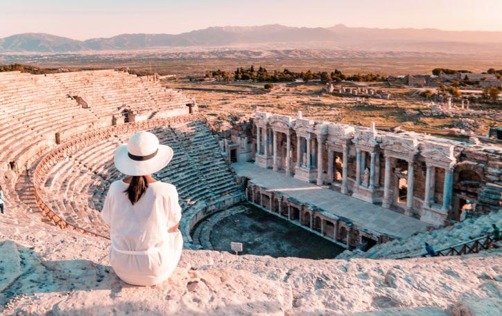 Pažintinė kelionė Turkijoje
