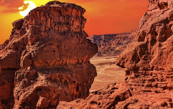 Eilatas - šiluma glostančios atostogos Raudonosios jūros glėbyje